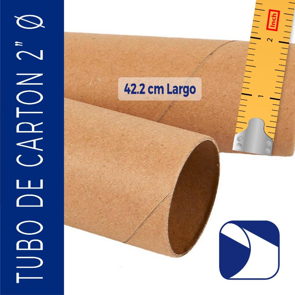 tubo de carton