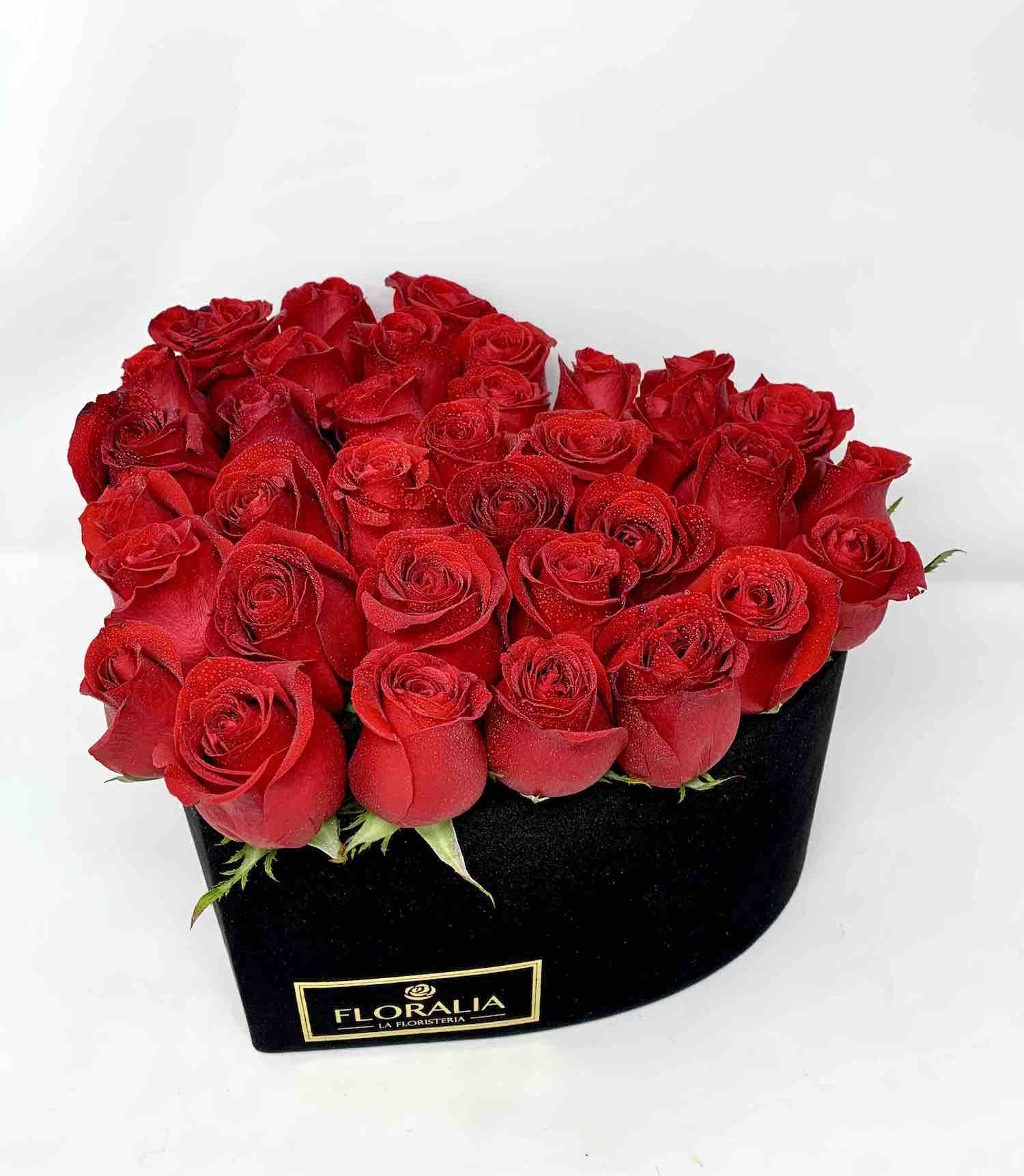Edicion Heart 101 Classic Roses