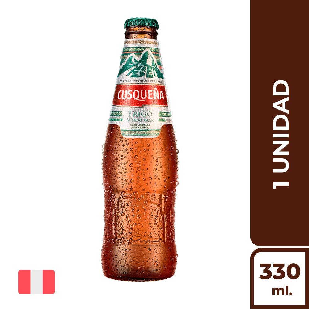 CUSQUEÑA TRIGO BOT 330ML