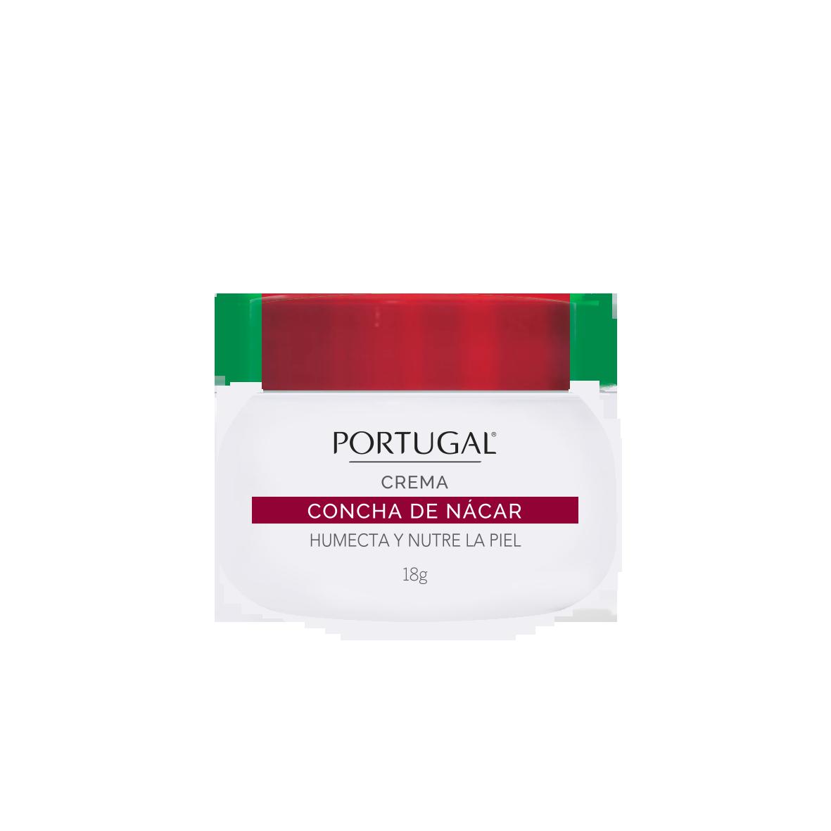 Crema Concha de Nácar x 18g Portugal Cosmetics