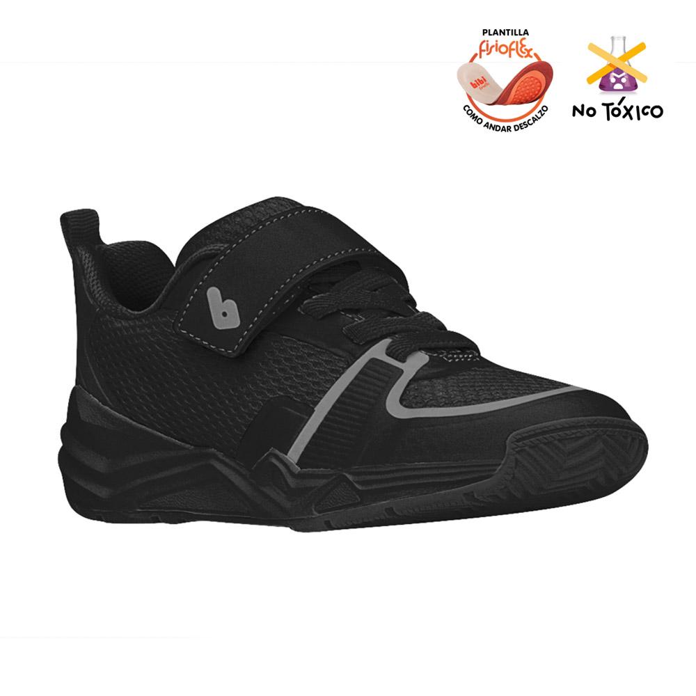 Zapatilla Bibi Sportflex Negro para Niño