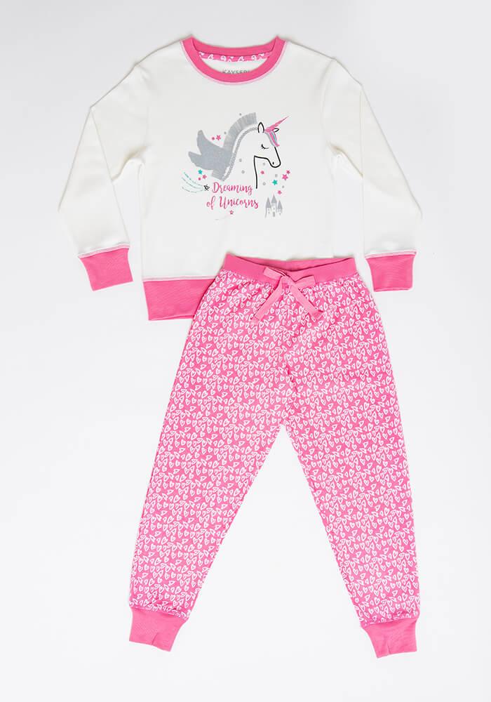 Pijama Niña 63.1337 Algodón