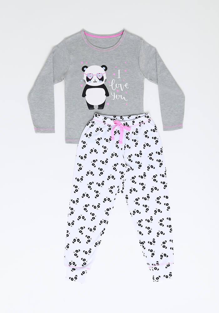 Pijama Niña 63.1339 Algodón