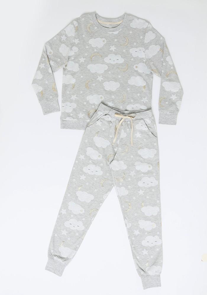 Pijama Juvenil Mujer 65.1308 Algodón