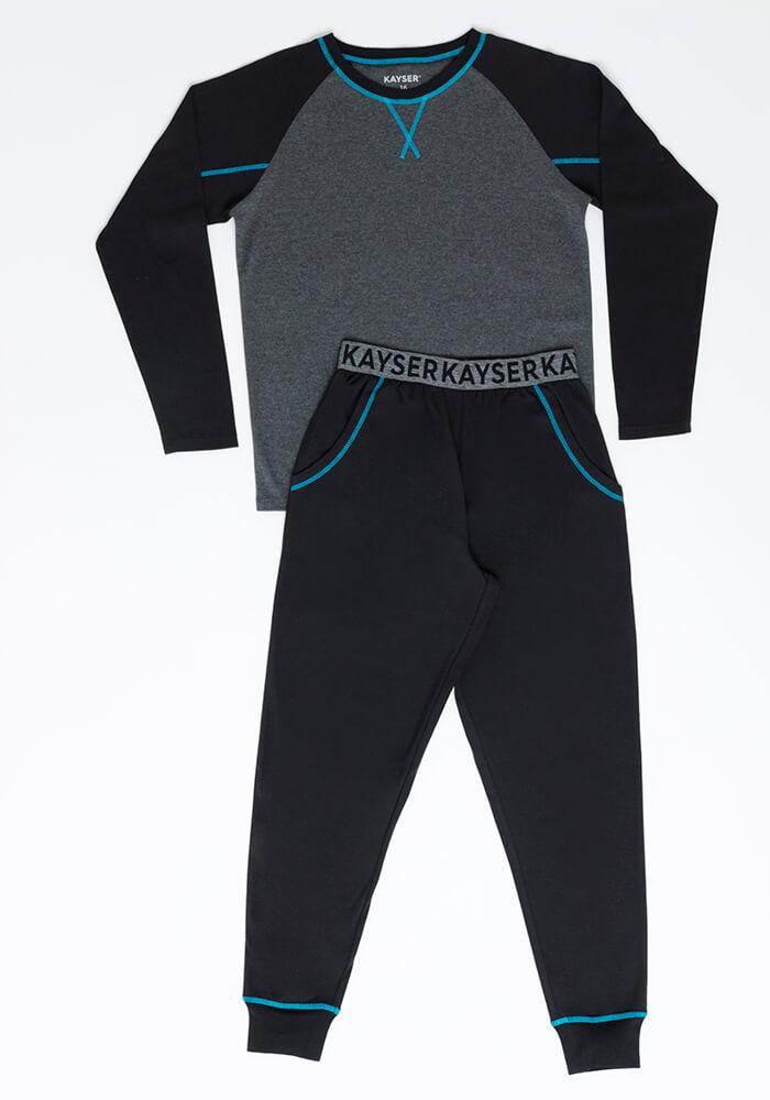 Pijama Juvenil Hombre 66.1148 Algodón