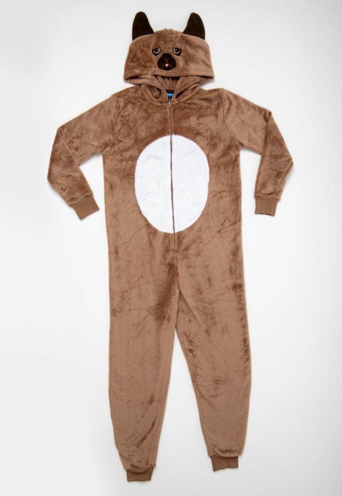 Pijama Niña 63.1296 Coral Fleece