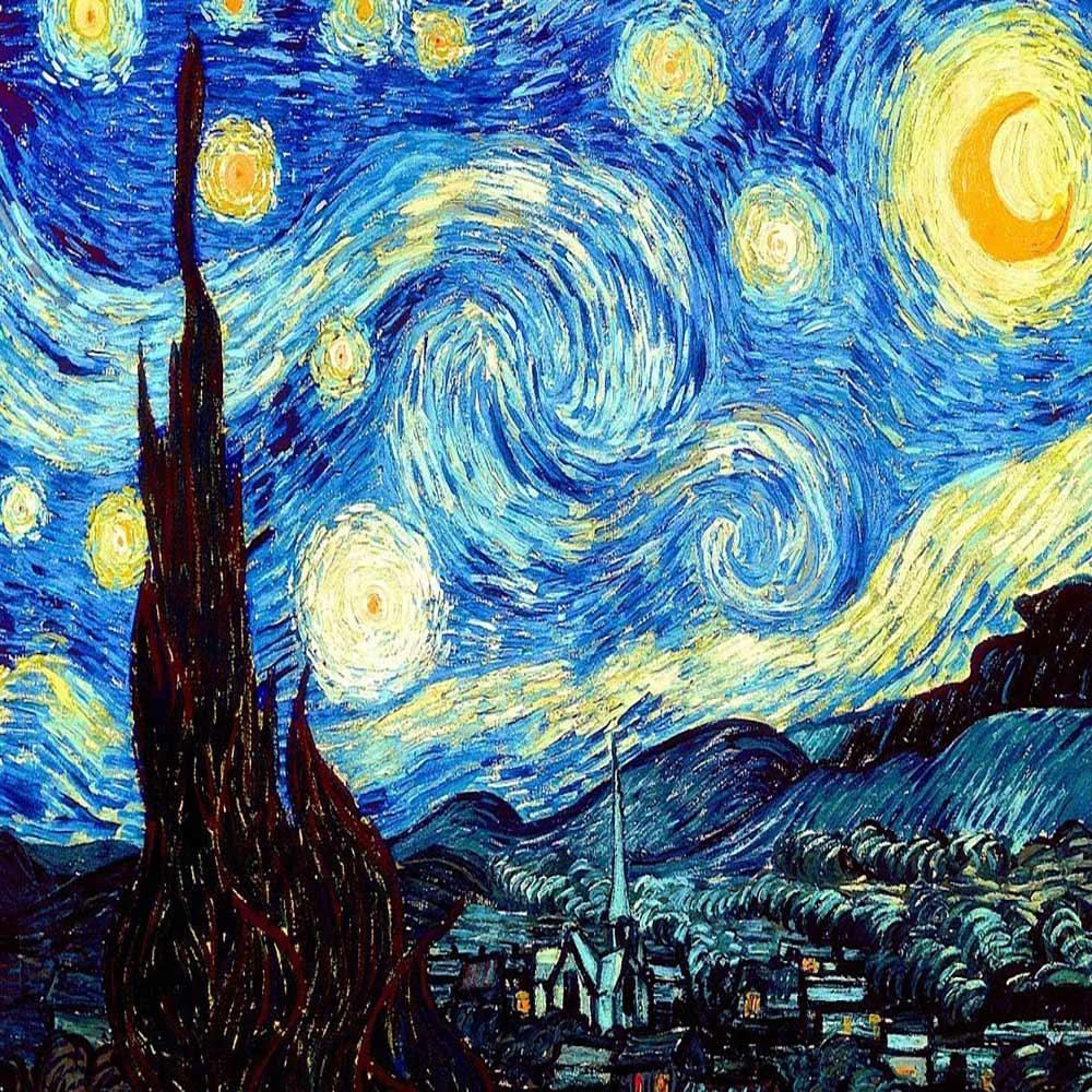 Noche - Estrellada