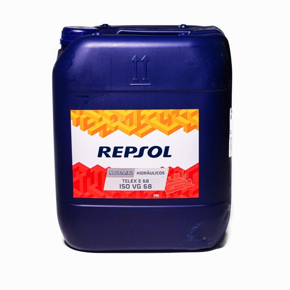 REPSOL TELEX E 68 BALDE